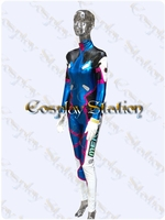 Overwatch D.va Custom Made Cosplay Costume: High Quality!