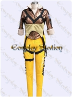 Overwatch Tracer Custom Made Cosplay Costume