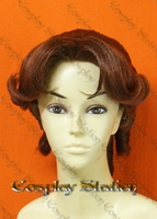 Peter Pan Wendy Darling Custom Styled Cosplay Wig