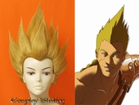 Power Stone Wang Tang Cosplay Wig