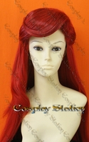 The Little Mermaid Princess Ariel Custom Styled Wig