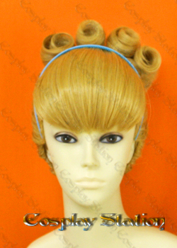 Princess Cinderella Custom Styled Wig