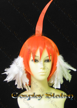 Princess Tutu Ahiru Custom Styled Wig