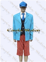 Professor Layton Clive Cosplay Costume