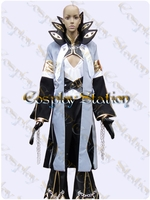 Ragnarok Onlin Male Warlock Cosplay Costume