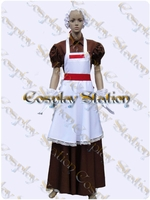 Ragnarok Online Kafra Custom Made Cosplay Costume