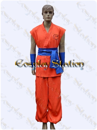 Resurrection F Goku Custom Made Cosplay Costume