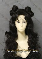 Sailor Moon Cosplay Luna Custom Made Cosplay Wig