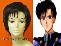 Sailor Moon Prince Endymion Custom Styled Wig