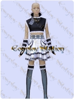 Soul Eater Black Star Custom Design Cosplay Costume
