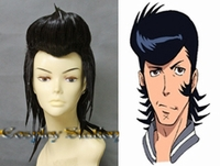 Space Dandy Cosplay Wig