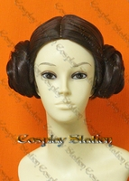 Star Wars Princess Leia Custom Made Cosplay Wig
