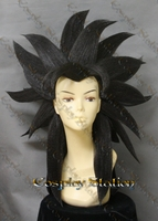 Super Saiyan 4 Goku Custom Made Cosplay Wig