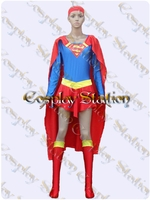 Supergirl Cosplay Costume