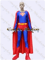 Superwoman Custom Made Cosplay Costume: High Quality!