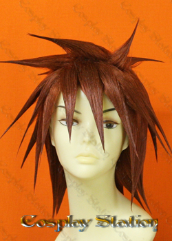 Tales of Symphonia Kratos Aurion Custom Made Cosplay Wig
