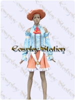 Tales of Symphonia Seles Wilder Cosplay Costume
