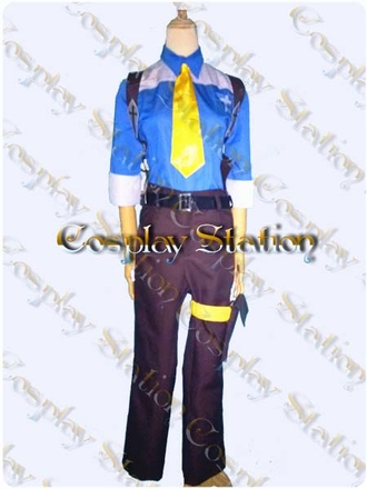 Tales of Xillia 2 Ludger Custom Made Cosplay Costume: High Quality!