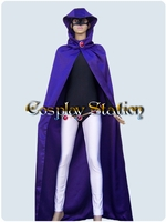 Teen Titans Cosplay Raven Costume