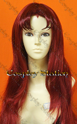 Teen Titans Cosplay Starfire Custom Made Cosplay Wig