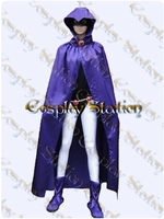 Teen Titans Raven Cosplay Costume_New Version