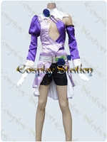 Tekken 6 Alisa Bosconovitch Cosplay Costume
