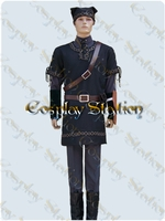 "The Legend Of Zelda Dark Link Cosplay Costume_<font color=""red"">New Arrival!</font>"