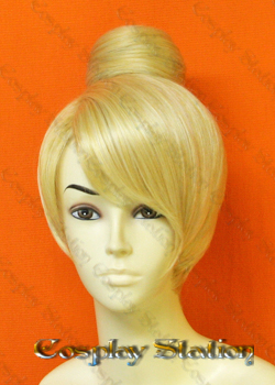 Tinkerbell Custom Made Cosplay Wig
