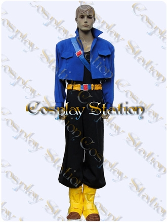 Trunks Custom Made Cosplay Costume
