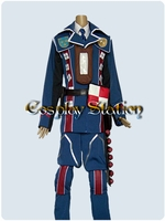 "Valkyrie of the Battlefield Welkin Gunther Cosplay Costume_<Font color=""red"">New Arrival!</font>"