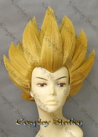 Vegeta Custom Made Cosplay Wig