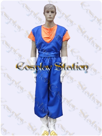 Vegeto Cosplay Costume