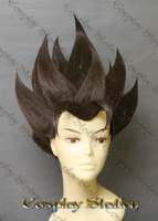 Vegeto Custom Made Cosplay Wig