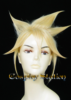 Vocaloid 2 Kagamine Len  Pre-styled  Cosplay Wig