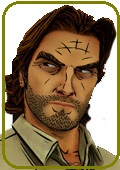 Wolf Among Us Bigby Wolf Custom Made Cosplay Wig