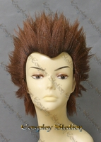 Wreck-It Ralph Ralph Custom Styled Cosplay Wig