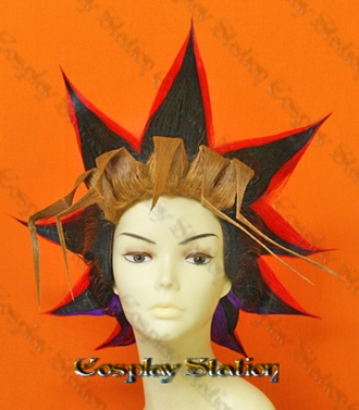 Yu Gi Oh Cosplay Yugi Muton Custom Made Cosplay Wig