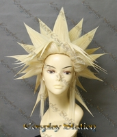 Yu Gi Oh Yami Marik Custom Styled Cosplay Wig_New Version