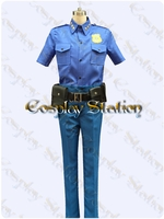Zootopia Chief Bogo Custom Made Cosplay Costume: High Quality!