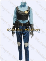Zootopia Judy Hopps Custom Made Cosplay Costume: High Quality!