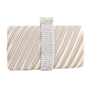 Elegant Clutch Evening Purse Collection Gold