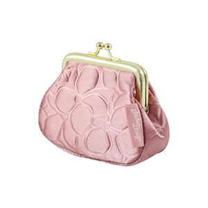 Retro Chic Coin Purse Blush