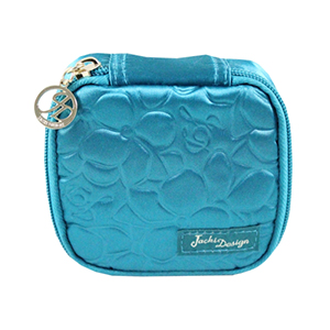 Retro Chic Jewelry Bag (Small) Turquoise