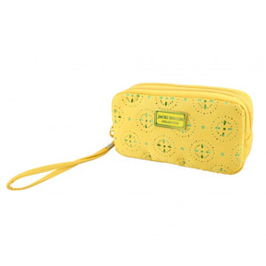 Sassy and Bright Bag with Wristlet Yellow