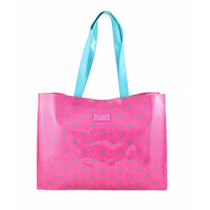 Sassy and Bright Tote Bag Hot Pink
