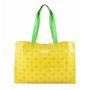 Sassy and Bright Tote Bag Yellow