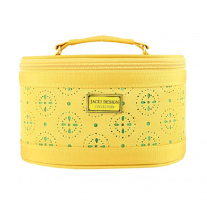 Sassy and Bright Train Case Yellow