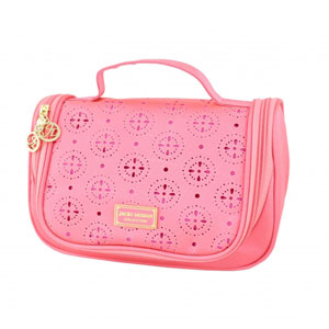 Sassy and Bright Travel bag with Hanger Pink