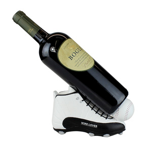 Sport Wine Bottle Holder Baseball