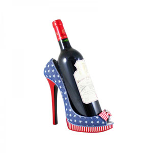 Stars and Stripes Wine Bottle Holder
